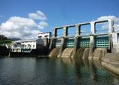 石羽根発電所